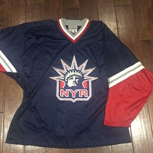 Starter authentic NY Rangers Liberty jersey